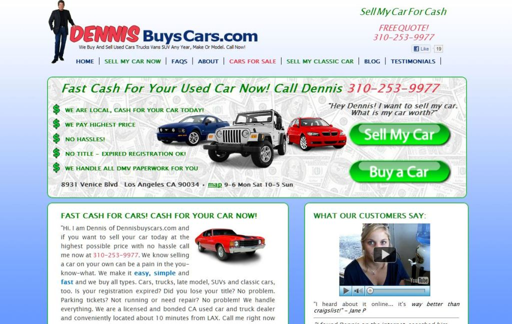 Lovely Sell My Car Now For Cash Photos - Classic Cars Ideas - boiq.info